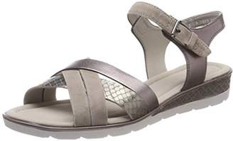 22c97dbf4e0a Taupe Sandals - ShopStyle UK