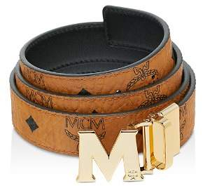 MCM Claus Medium Reversible Belt
