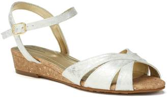 Hush Puppies Soft Style By Soft Style by Midnite Women's Wedge Sandals