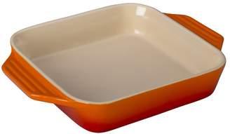 Le Creuset Stoneware Square Baking Dish
