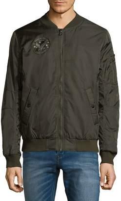 ProjekRaw PROJEK RAW Men's Front Zippered Jacket