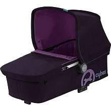 Regal Lager Cybex Callisto Carry Cot - Purple Potion