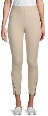 Hue High-Waist Cropped Pants
