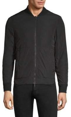 Officine Generale Steven Baseball-Collar Jacket