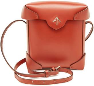 Atelier Manu Mini Pristine Leather Shoulder Bag