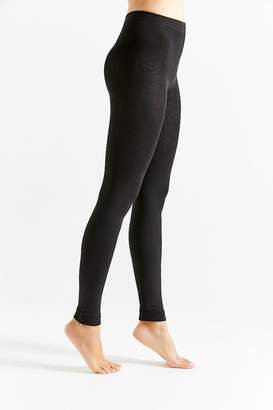 Urban Outfitters Faux Fur-Lined Cozy Footless Tight