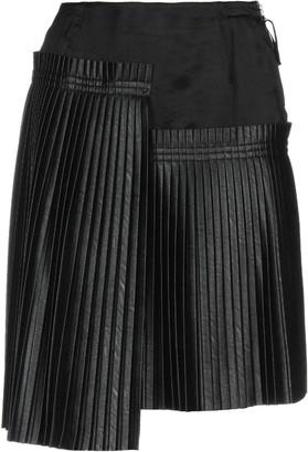 MM6 MAISON MARGIELA Knee length skirts