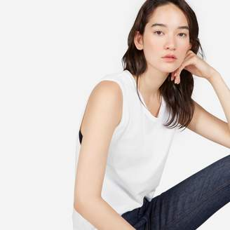 Everlane The Open Muscle Tank