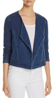 Lysse Alana Cropped Denim Jacket