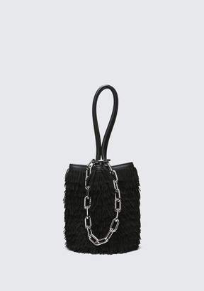 Alexander Wang Fringe Roxy Mini Bucket