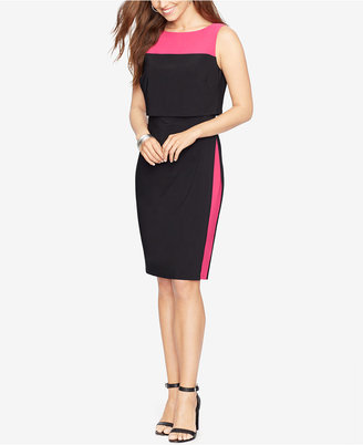 American Living Two-Toned Popover Dress $79 thestylecure.com