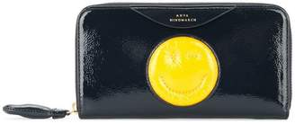 Anya Hindmarch large Chubby Wink wallet