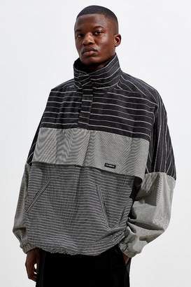 AJOBYAJO Tri-Stripe Anorak Jacket