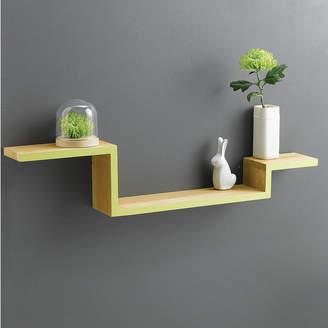 Co Childs & Solid Oak Shelf