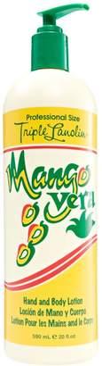 Triple Lanolin Mango Vera Hand & Body Lotion