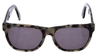 RetroSuperFuture Square Tinted Sunglasses