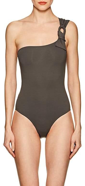 Women's Cliché One-Shoulder One-Piece Swimsuit