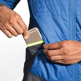 Brooks Men's Cascadia Thermal Jacket (BRK-211101 3899750 L )