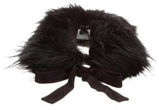 Imoga Girls' Faux Fur Collar w/ Tags