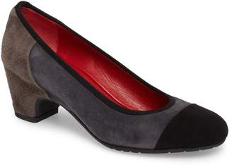 Sesto Meucci Hollis Colorblock Pump