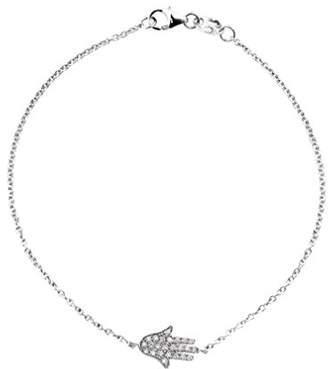 Diamonds & You Bracelet Necklace Yellow Gold 18 cts Vendôme Diamond 0.12 cts 18 cm-AM- now STAR 012 J jPE8R7