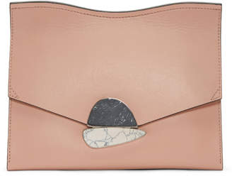 Proenza Schouler Pink Medium Curl Clutch