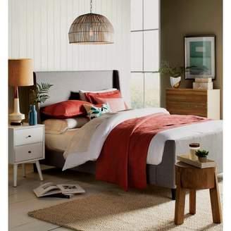 Marciano Brayden Studio Upholstered Platform Bed
