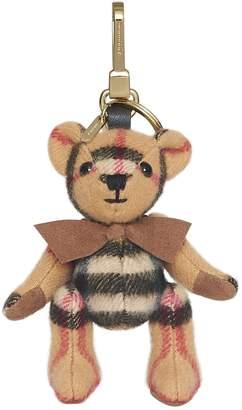 Burberry Icon Checked Thomas Teddy Bear Key Chain