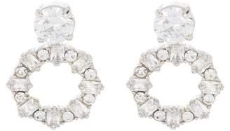 Carolee 3-N-1 Convertible CZ Earrings