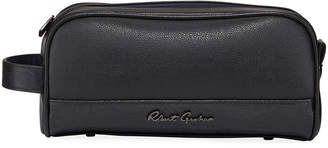Robert Graham Osvaldo Faux-Leather Toiletry Bag