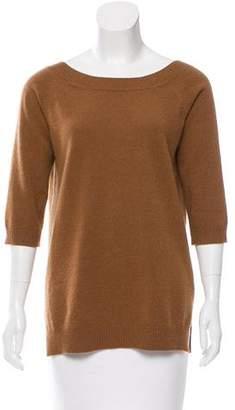 Max Mara Cashmere Three-Quarter Sweater