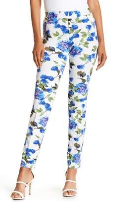 Insight Floral Print Skinny Pants