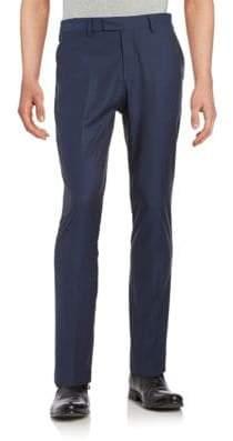 Sondergaard Printed Straight-Leg Pants