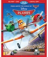 Disney Planes 2-Disc Combo Pack