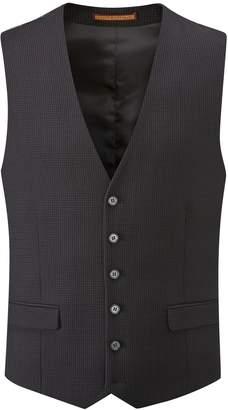 Skopes Men's Prutton Check Suit Waistcoat