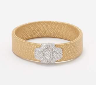Judith Ripka Verona Sterling Silver Diamonique Bracelet