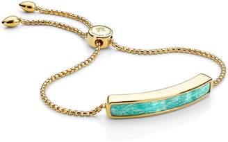 Monica Vinader Engravable Baja Stone Bracelet