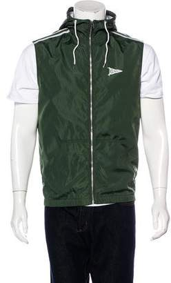 Michael Bastian Gant x Hooded Zip Vest