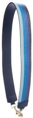 Loewe Leather Stripe Bag Strap w/ Tags