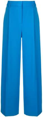 Victoria Victoria Beckham wide leg trousers