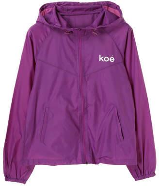 KOE (コエ) - koe レディース コエスポーツブルゾン