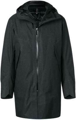 Arc'teryx padded hooded coat