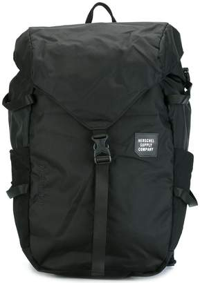Herschel buckled backpack