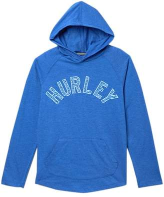 Hurley Novelty Pullover Hoodie (Big Boys)