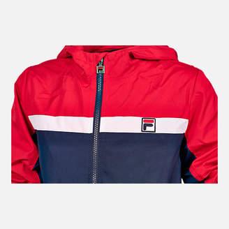 Fila Kids' Heritage Windbreaker Jacket