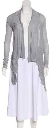 Lauren Moshi Open Long Sleeve Cardigan