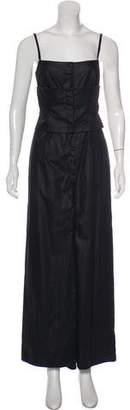 Tara Jarmon Sleeveless Maxi Dress