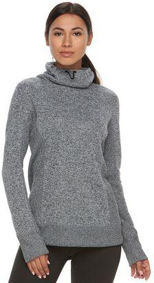 Women's Tek Gear® Cowlneck Sweatshirt $40 thestylecure.com