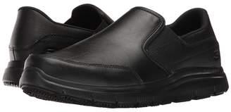 Skechers Flex Advantage SR - Bronwood Men's Slip on Shoes