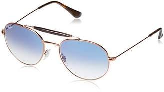 Ray-Ban Unisex-Adults 3540 Sunglasses, Negro